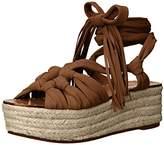Sigerson Morrison Women's Cosie Espadrille Wedge Sandal,9 M US