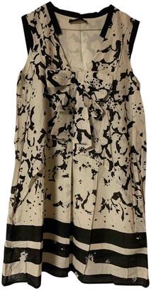 Twin-Set Twin Set Multicolour Cotton Dresses