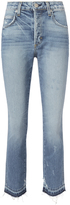 Amo Babe High-Rise Rose Jeans