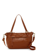 The Sak Carson Leather Satchel