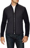 Ermenegildo Zegna Wool Quilted Jacket