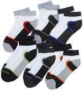 USPA U.S. Polo Assn. Assorted 6-pk. Low-Cut Socks - Boys