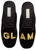 Patricia Green 'Glam' Scuff Slipper