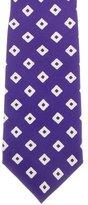 Ralph Lauren Purple Label Silk Printed Tie w/ Tags