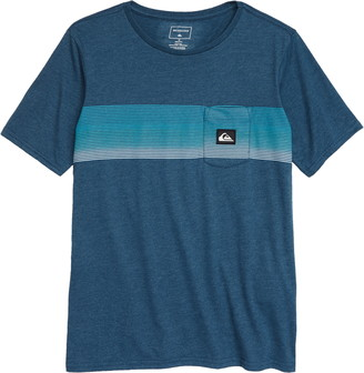 Quiksilver Grass Roots Pocket Graphic Tee