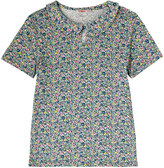 Cath Kidston Forest Ditsy Jersey Top