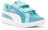 Puma Smash Glitz Glamm Sneaker (Little Kid)
