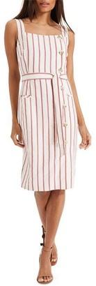 Phase Eight Amelia Stripe Dress