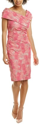 Teri Jon Sheath Dress