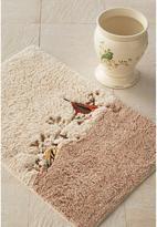 Avanti 'Gilded Birds' Collection Bath Rug