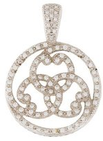 Charriol 18K Diamond Pendant