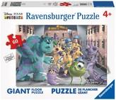 Ravensburger Disney Pixar Monsters Inc.: The Whole Gang Puzzle - 60 Pieces