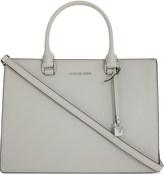 MICHAEL Michael Kors Gusset Sutton leather shoulder bag