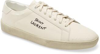 Saint Laurent Court Classic SL/06 Low Top Sneaker