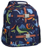 Pottery Barn Kids Pre-K Backpack, Mackenzie Navy Dragon