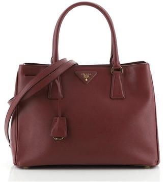 Prada Gardener's Tote Saffiano Leather Medium