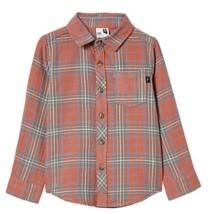 Cotton On Big Boys Rugged Long Sleeve Shirt