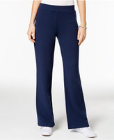 Charter Club Petite Pull-On Bootcut Pants, Only at Macy's