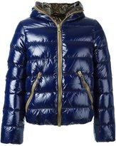 Duvetica glossy padded jacket