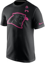 Nike Men's Carolina Panthers BCA Travel Shirt