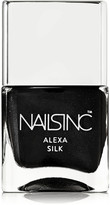 Nails Inc Nail Polish – Alexa Silk – Nagellack one size