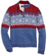 Vineyard Vines Boys' Nordic Intarsia Sweater - Big Kid