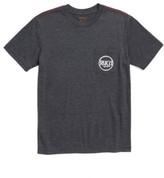 RVCA Boy's Strike Pocket T-Shirt