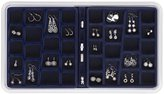 Neatnix Jewelry Stax 36 Compartment Organizer Tray