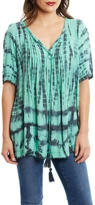 Beth Friedman Tie Dye Tunic Top