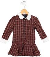 Ralph Lauren Girls' Plaid A-Line Dress