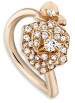 Piaget Rose Diamond & 18K Rose Gold Ring