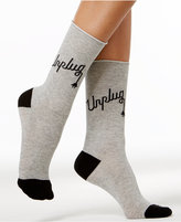Hue Women's Unplug Socks