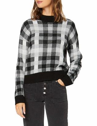 Find. Amazon Brand Women's Jumper (Black) 16 (Size:XL)