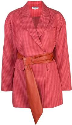 Opening Ceremony belted blazer