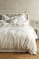 Anthropologie Soft-Washed Linen Duvet