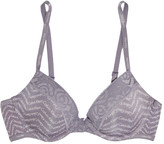 Calvin Klein Underwear Modern Signature push-up bra