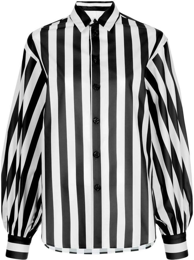 G.V.G.V. striped shirt