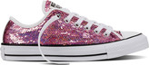 Converse Women's Chuck Taylor All Star Low Holiday Party