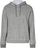 Marc by Marc Jacobs Grey Heather Cotton Nathaniel Hoodie
