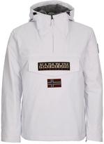 Napapijri Napapiji Rainforest Jacket Winter 1 Jacket NOYGNJ 002 Bright White