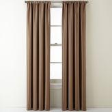 Liz Claiborne Blakely Stripe Rod-Pocket Curtain Panel
