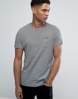 Brave Soul Fine Yarn Dye Stripe T-Shirt