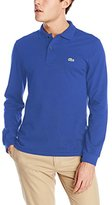 Lacoste Men's Long Sleeve Classic Pique L.12.Original Fit Polo Shirt