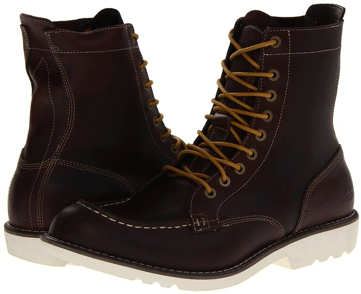 Timberland City Escape Boot (Red Brown) - Footwear