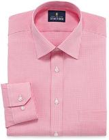 STAFFORD Stafford Travel Easy-Care Broadcloth Long Sleeve Dress Shirt