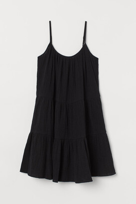 H&M Airy Dress - Black