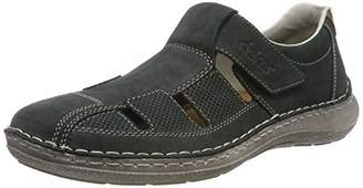 Rieker Men's 03065-14 Closed Toe Sandals