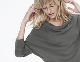 James Perse Vintage Fleece Pullover