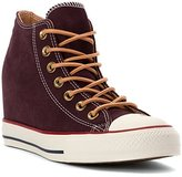 Converse Womens Chuck Taylor All Star Lux Peached Canvas Shoes