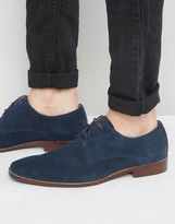 Dune Richmonds Suede Derby Shoes